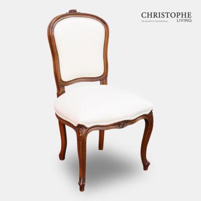 Desk Chair Walnut Timber finish