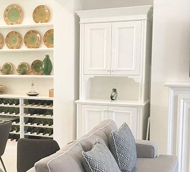 Custom made furniture sydney australia hamptons cabinet buffet