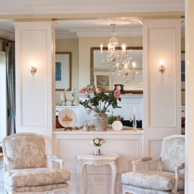 Hamptons Style Wall Panelling