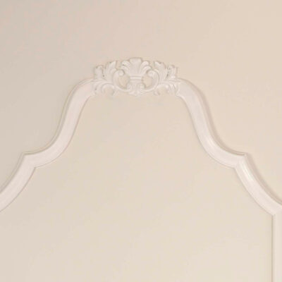 wall panelling French Provincial
